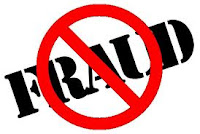 FRAUD: Recognize It. Report It. Stop It.