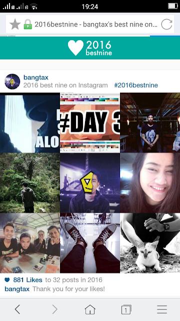 Cara Membuat History Instagram Menggunakan Bestnine