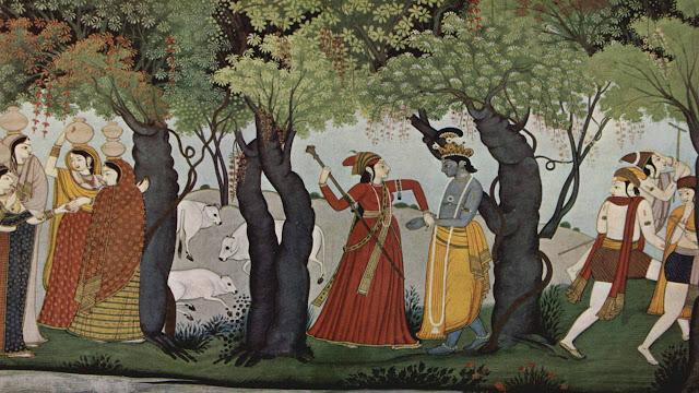 Radha dan Krishna