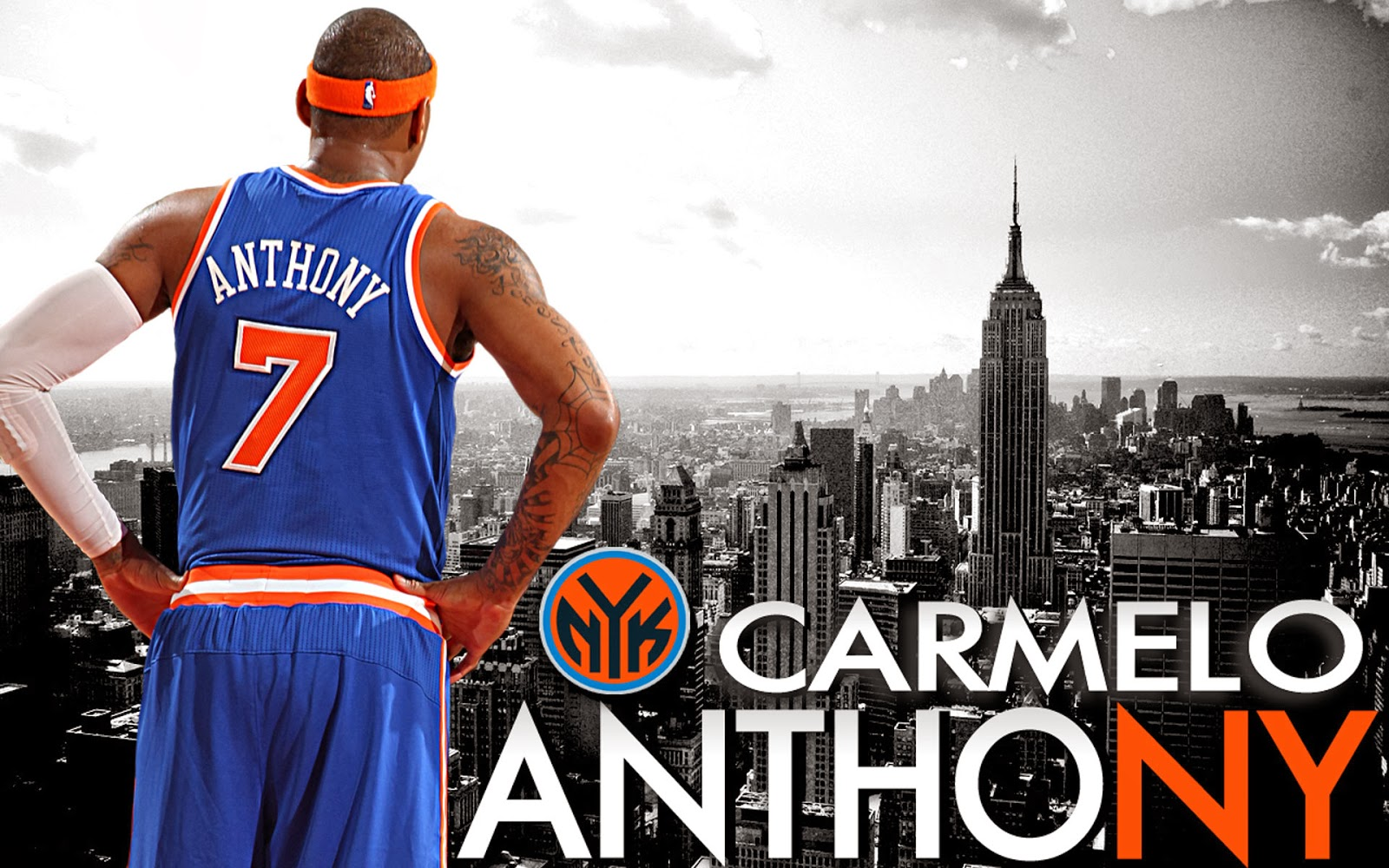 Ny Knicks Wallpaper Hd Carmelo Anthony New Wallpaper 2014 Its All About Basketball