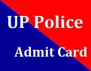 UP Police Jail Warder Admit Card 2018-19