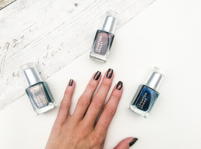 Leighton Denny Nails 'I Am Goddess' Collection review and swatches