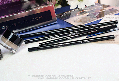 review brow divine nabla cosmetics