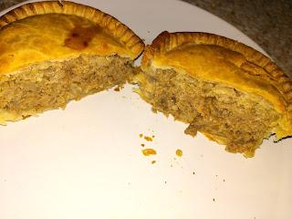 crusty pie company wild boar pie