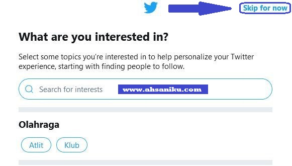 What Are You Interested