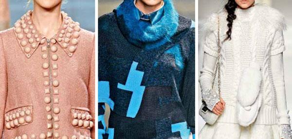 Модные направления в трикотажной одежде