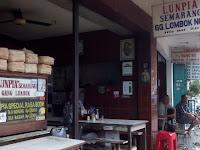 Gurihnya lumpia Gang Lombok Semarang bikin kangen