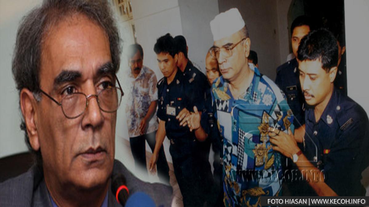 Lelaki Ini Akhirnya Bongkar Rahsia Kes Datuk Seri Anwar Ibrahim Pada Tahun 1998 Lalu