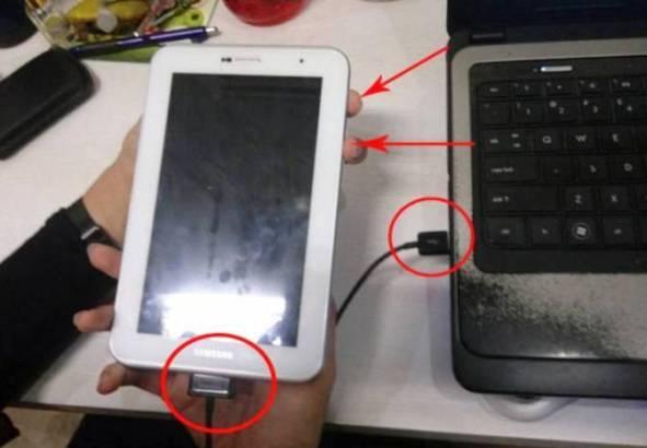 Cara Memperbaiki Tablet Android Tidak Menyala Dan Tidak Bisa Di Charge