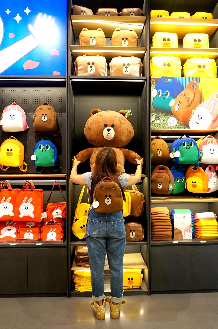 Line Friends Cafe Amp Store Seoul Theheyheyhey