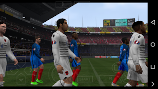 Gambar PES2017 Jogress Evolution Patch JPP V5 Special Euro 2016 PPSSPP Update Full Transfer Oktober 7