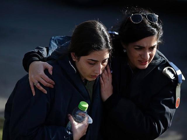 Soldados heridas en ataque en Jerusalem