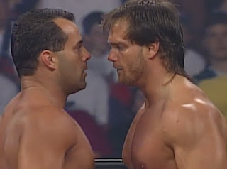 WCW Spring Stampede 1997 - Dean Maleno vs. Chris Benoit - US title