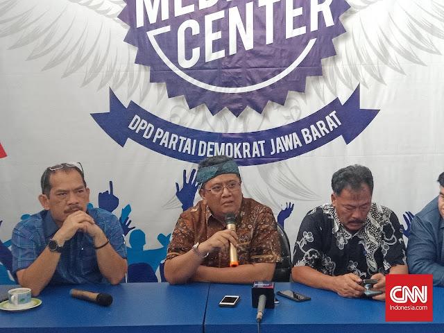 Demokrat Jabar Pastikan Deddy Mizwar Tak Jadi Timses Jokowi