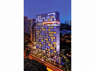 Hotel Bintang 4 Murah Singapore - The Quincy Hotel by Far East Hospitality