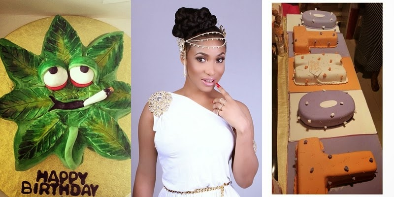 eGistOnline Magazine: See Poko Queen, Tonto Dikeh's ...