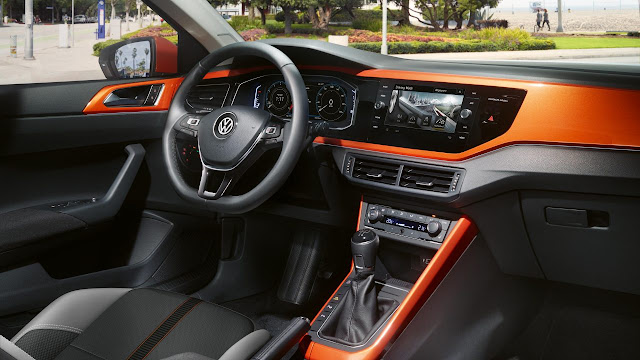 VW Polo 2018 Highline