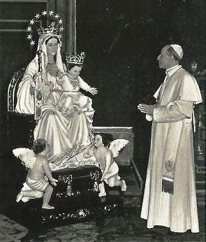 Tus Preguntas Sobre Los Santos La Virgen Del Carmelo Pero Del Carmelo