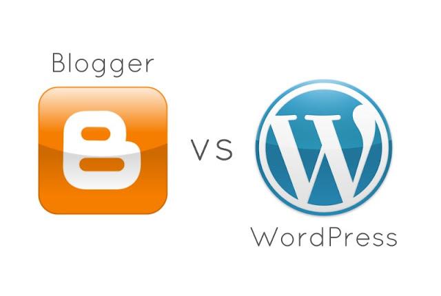 meglio Blogger o Wordpress comparativa