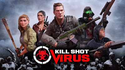Kill Shot Virus Mod Apk v1.1.0 Unlimited Ammo + No Reloaded Android
