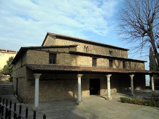 ο βυζαντινός ναός της Κοίμησης της Θεοτόκου στην Έδεσσα