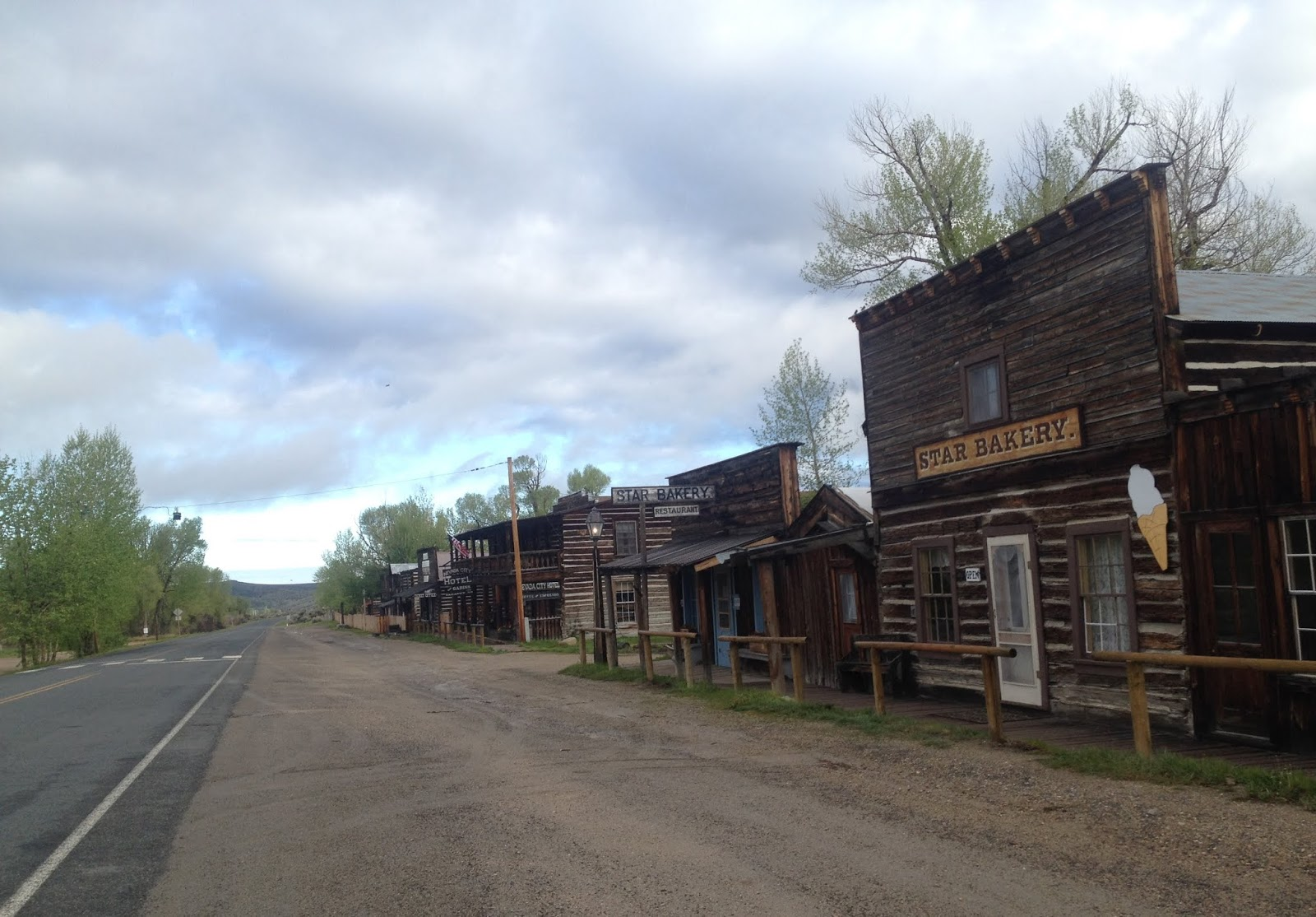 Ghost Town Tuesdays Nevada City Montana