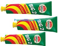 Logo Sasso ''Trova BIG2 e vinci una scorta di tubetti ogni giorno'':  partecipa gratis!