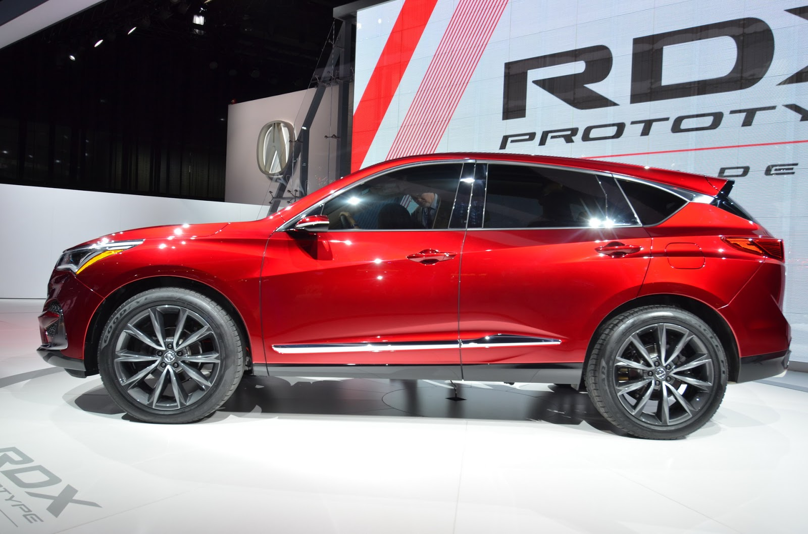 2019 Acura RDX Prototype (Almost) Ready For The Road ...
