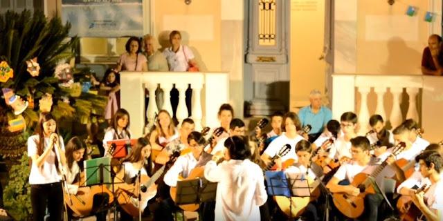 Μια βραδιά γεμάτη μουσικές στην Πινακοθήκη (βίντεο)