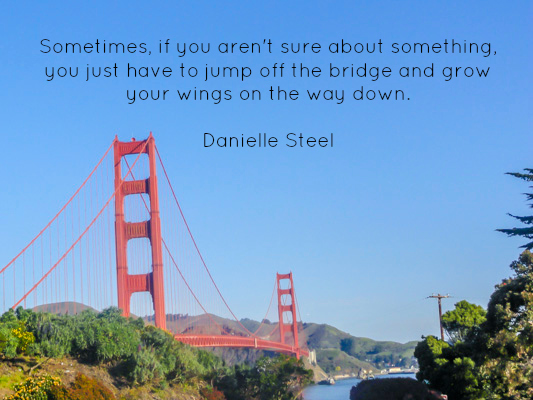 Danielle Steel quote