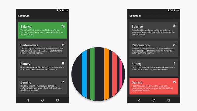 Tweak Kernel Spectrum All Kernel semua Android