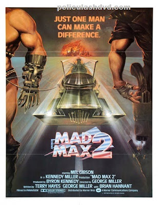 Ver el guerrero de la carretera Mad Max 2 (1981) online