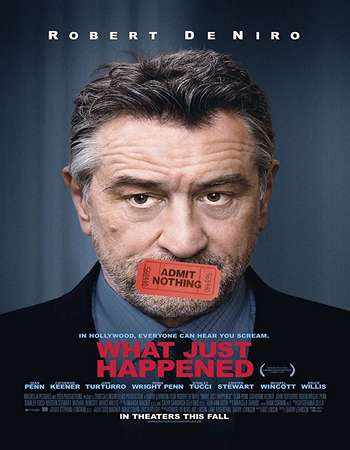 What Just Happened 2008 Dual Audio 720p BluRay [Hindi – English] ESubs