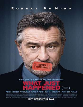 Poster Of What Just Happened 2008 In Hindi Bluray 720P Free Download