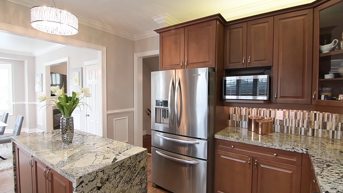 23 Interior Design Photos vs. 38 Stammers Dr, Ajax, ON Luxury Home Tour