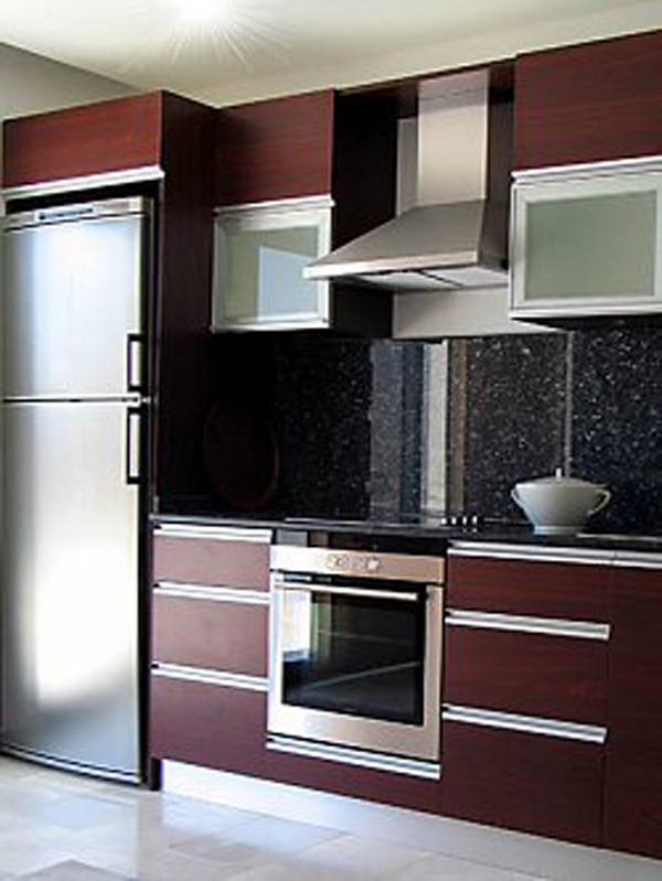 Kitchen Appliance Layout