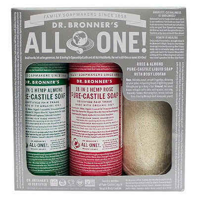 Dr. Bronner's All One Gift Set $10 (reg $15)