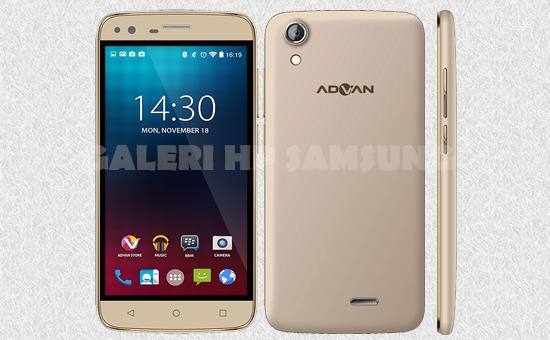 Hp Advan 4G LTE i5