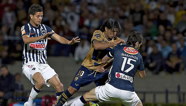 Pumas vs Monterrey en vivo Final Socio MX