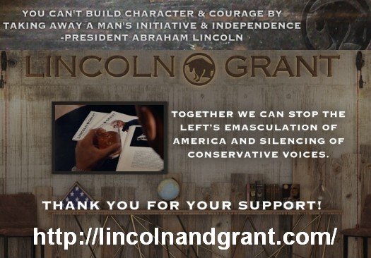Support Lincoln And Grant