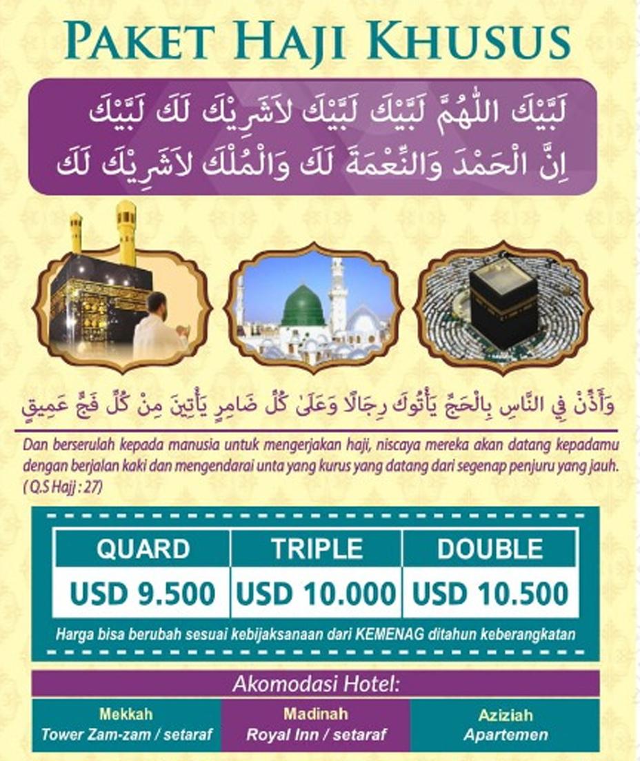 Travel Alhijaz Indowisata Haji Khusus