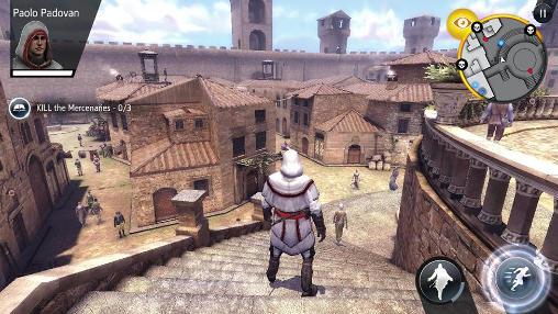 تحميل لعبة assassin's creed identity للاندرويد مهكرة