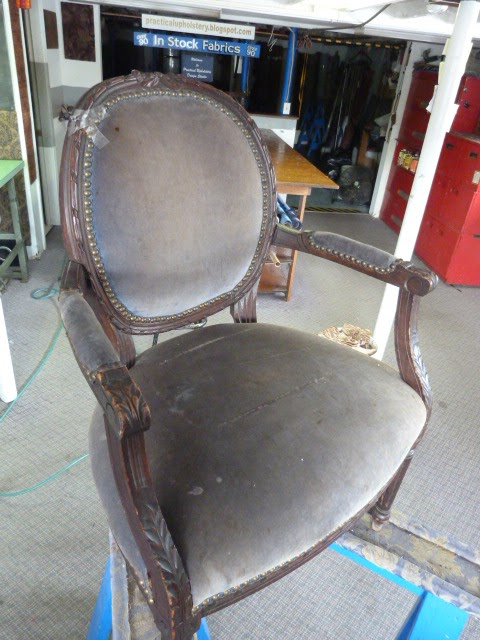 Practical Upholstery Design Studio French Provincial Upholstery