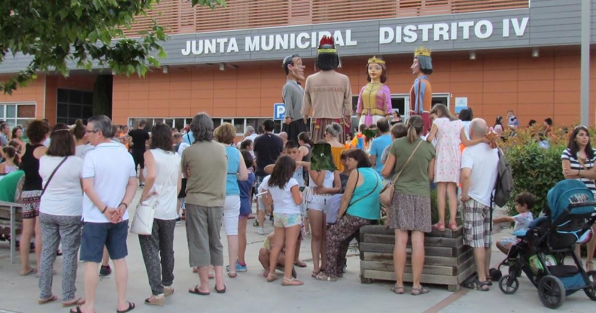 Espartales unidos segunda parte de fiestas en el distrito - H m plaza norte ...