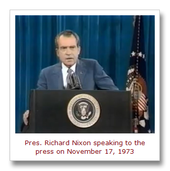 Image result for president richard nixon i'm not a crook