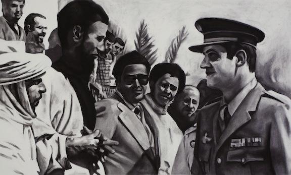 Un dia como hoy de 1975, se firmaron papeles mojados sobre el Sáhara, los Acuerdos tripartitos de Madrid.