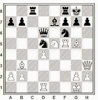 Partida de ajedrez Botwinnik-Vidmar, 1936, peon dama aislado