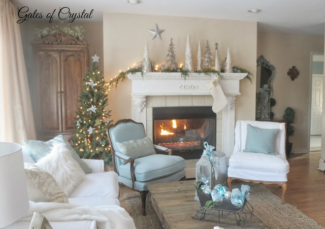 Winter Wonderland Home Decor Ideas The Weekly Round Up