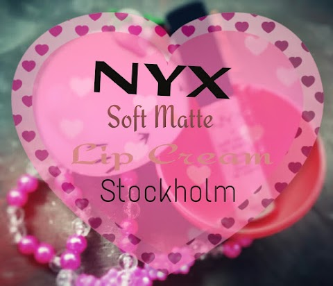 Review NYX Soft Matte Lip Cream - Stockholm
