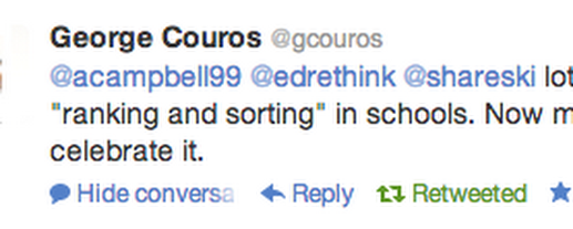 Yet Again @gcouros Nails It